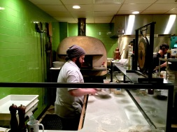 Pizza Chef and Wood Fire Oven